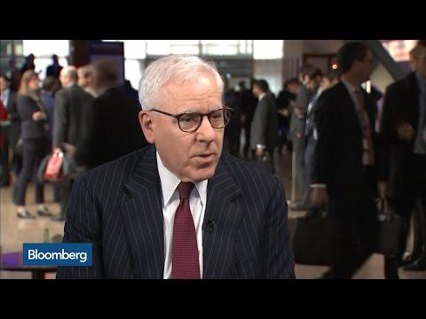 David Rubenstein Says PE Is Bullish on U.S. Economy