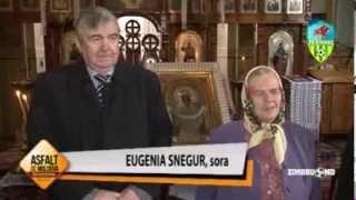 Mircea Snegur, Asfalt de Moldova (REPORTAGE) Jurnal TV (28.10.12)