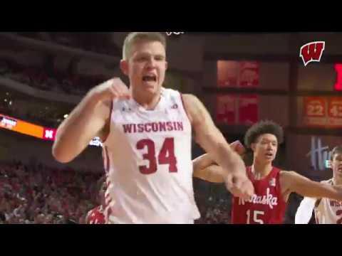 Wisconsin Badgers - Game Audio: MBB: Wisconsin 62, Nebraska 51