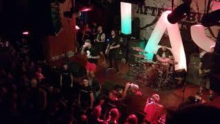 The Acacia Strain - Seaward / Dr. Doom (Rareform Across The Continent Tour 2018, ATL)