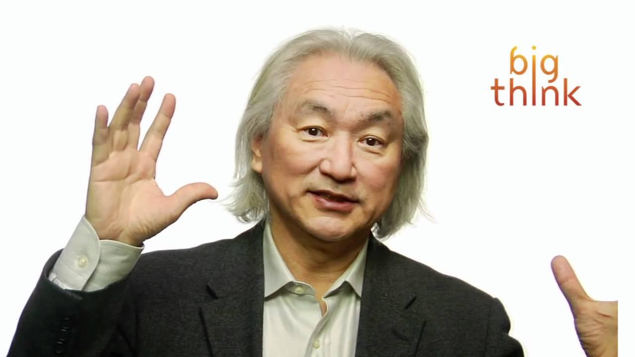 Michio Kaku: The Universe Is a Symphony of Vibrating Strings
