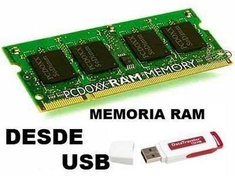 how to add usb ram