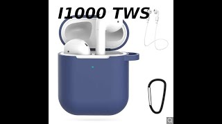 I1000 TWS unboxing (Airpods 2)