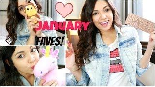 January Favorites 2014!! + Going on TOUR?!? Thumbnail