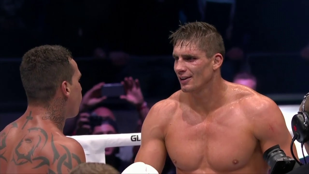 Post Fight Rico Verhoeven Reflects On Eighth Title