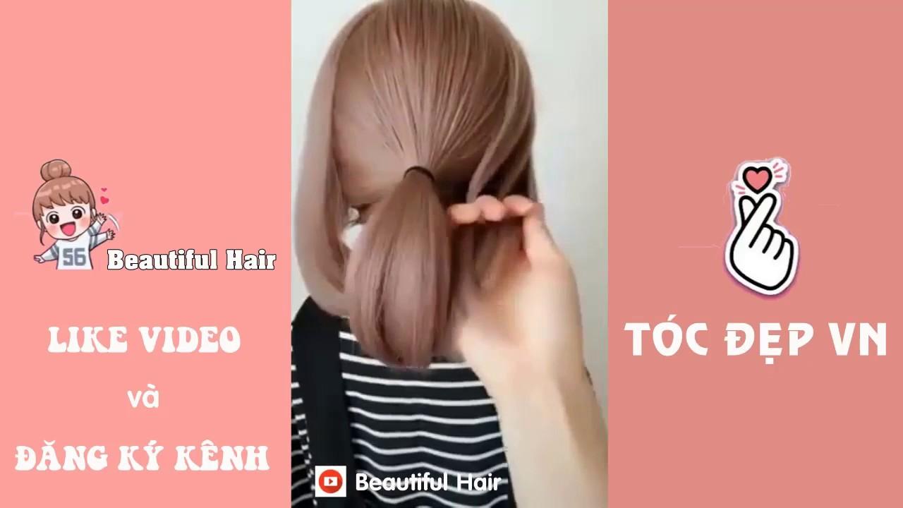 Những Kiểu tóc đơn giản và dễ dàng cho tóc ngắn đẹp nhất cho các nàng