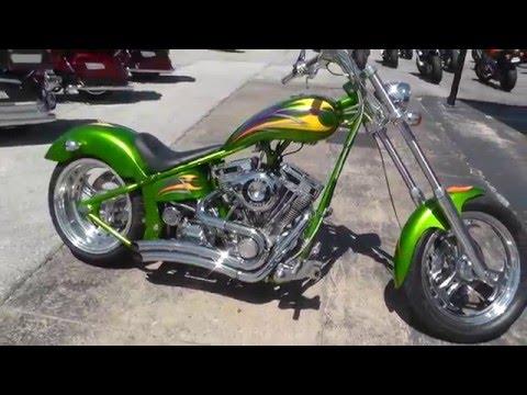 000180 – 2004 Titan Sidewinder – Used Motorcycle For Sale