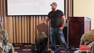 Guest Speaker Earl Granville - September 2017 Training Event