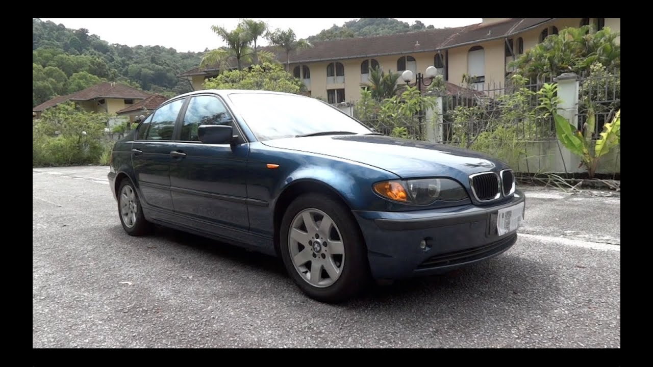 2002 bmw 318i 2 0 e46 start up full vehicle tour and. Black Bedroom Furniture Sets. Home Design Ideas