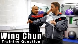 Wing Chun training - wing chun what are the 3 forms for? Q31
