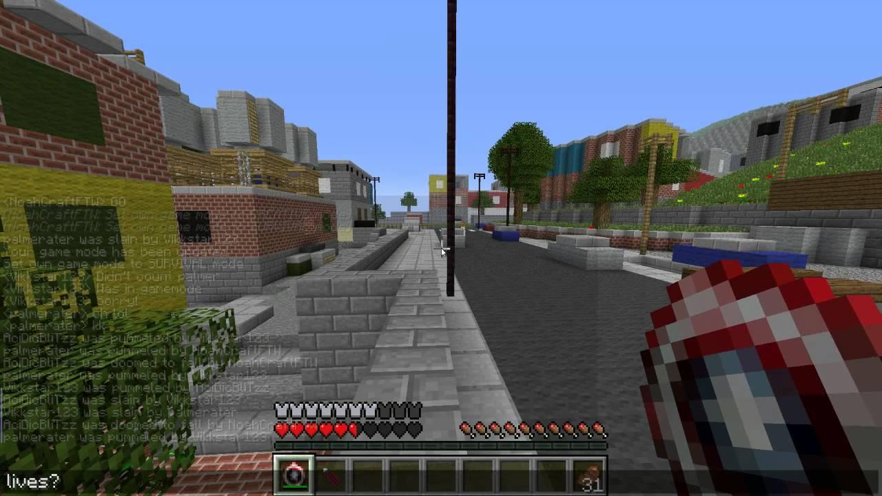 Minecraft MARVEL vs DC (MOD BATTLE #4) - Mod vs Mod Wars - YouTube