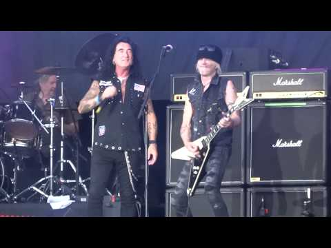 MSG Michael Schenker Fest - Love Is Not A Game LIVE (BYH 2017)