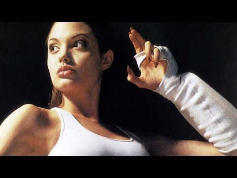 Pure Fight Scenes: Angelina Jolie Cyborg 2 (1993) Elias Koteas, Jack Palance