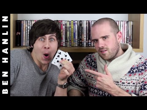How To Do A Card Trick - Cool Card Trick | Ben Hanlin