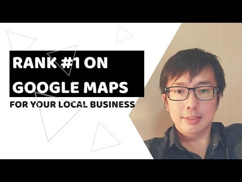 How To Rank #1 On Google Maps 2018 By Optimizing Google My-Business | SimonWYHuang