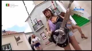 CATHY Sou Rebelde Aqui Portugal (pateo alfacinha)
