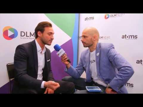Interview d'Alexandre Lect lors du salon Learning Technologies France 2018
