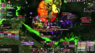 Archimonde Mythic First Kill - Warlock PoV - Aggressive - EU Blackmoore