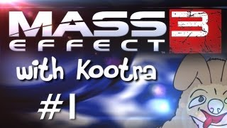 "Mass Effect 3 - Adventures of Creature Shepard Episode 1 ""The Return"""