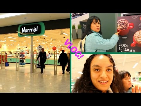 Huge Makeup Shopping in Normal, Fisketorvet VLOG