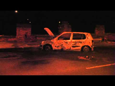 Riots in Liverpool  Wavertree Toxteth  August 10th 2011