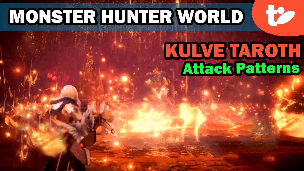 How to beat Arch Tempered Kulve Taroth, trigger 'Furied