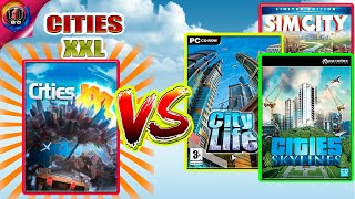 Градостроительные симуляторы: Cities XXL VS Другие игры\\\\ Еще может удивить в 2020 ?