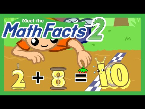 Meet the Math Facts Level 2 - 2+8=10