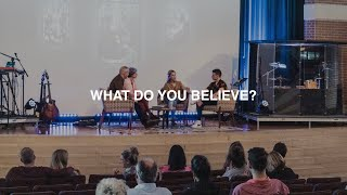 WHAT DO YOU BELIEVE?   JOHNSON FAMILY PANEL