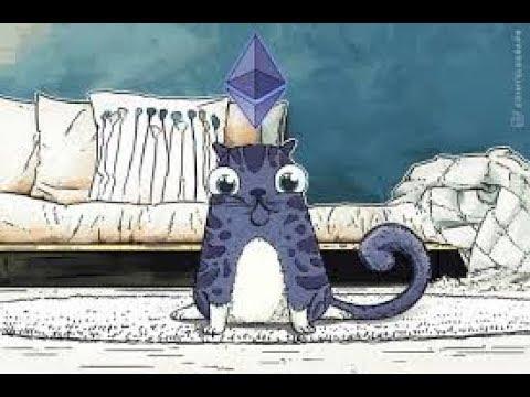CryptoKitties Game nuôi mèo ảo nhận tiền thật