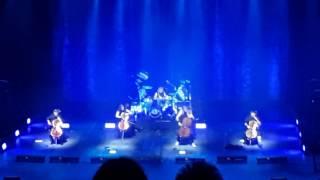 Apocalyptica - Until it sleeps [Moscow 23.04.17]