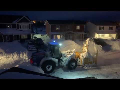 Captain Tony - WATCH: The Most Impressive (And Massive) Snowblower You'll Ever See