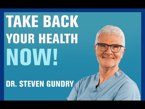 106: Detoxifying Food and The Plant Paradox: What Should We Be Eating? | Dr. Steven Gundry