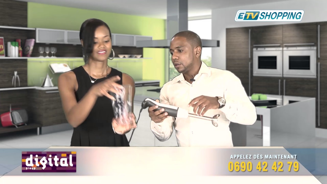 TELESHOPPING ETV :  Infiny Force