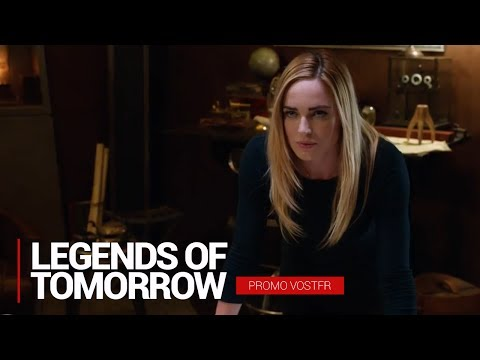 DC's Legends of Tomorrow S03 Promo VOSTFR (HD)