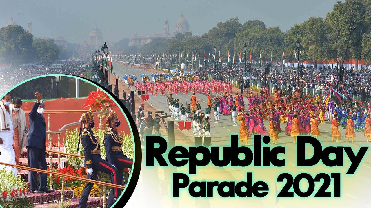 Live Republic Day Parade 2021 Youtube