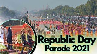 LIVE: Republic Day Parade - 2021