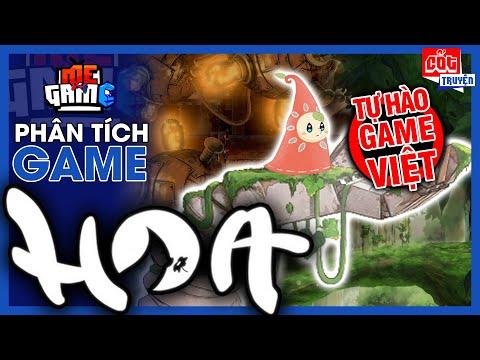 Phân Tích Game: HOA  Game Việt Nam Chill Nhất 2021 | Spoiler Alert  meGAME