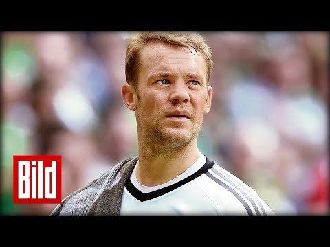 Manuel Neuer verletzt - 8 Wochen Pause für Bayern-Kapitän