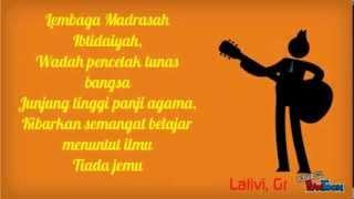 Lirik dan Lagu Mars Madrasah Ibtidaiyah