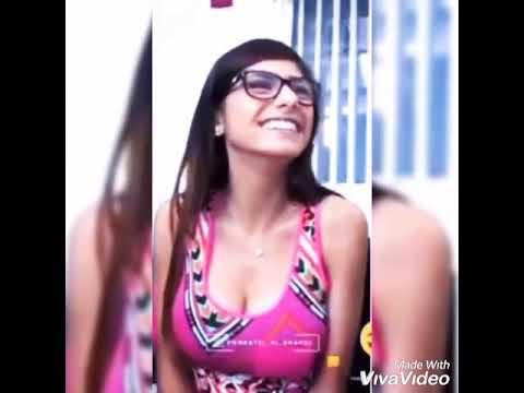Mia Khalifa Pink Top