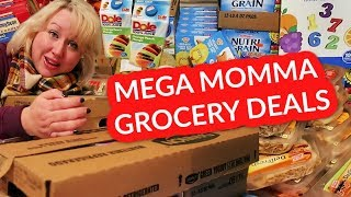 BIG FAMILY GROCERY HAUL with MASSIVE DEALS! Family of 10 ❤️