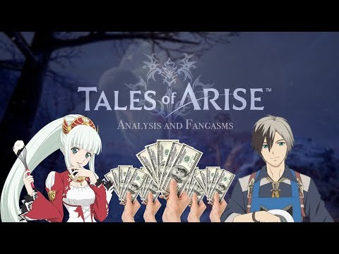 Tales of Arise Analysis and Fangasms – ZaffreRevolution