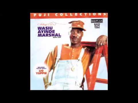 KING WASIU AYINDE MARSHAL FUJI COLLECTIONS (COMPLETE ALBUM)
