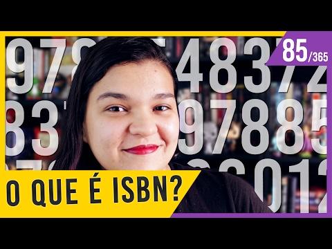 O QUE É ISBN? #BrunaExplica | Bruna Miranda #085