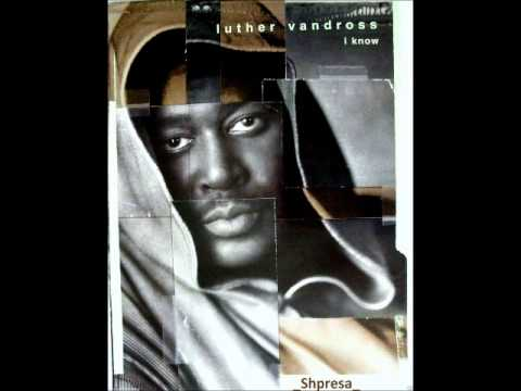Luther Vandross – Keeping My Faith in You