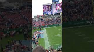 2018 Music city bowl National anthem-Oak ridge boys