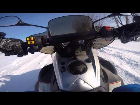 North Conway, NH USA Ski Mobiling