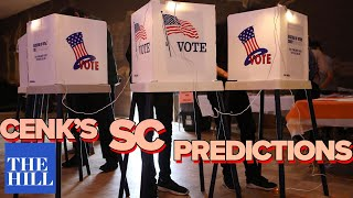 Cenk Uygur: South Carolina predictions and MSNBC's turning point?