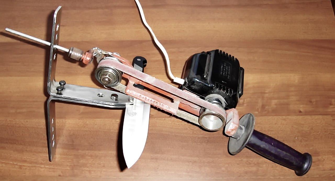 Супер точилка для ножа — мега Лански.